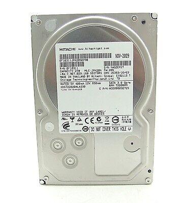 Hitachi Deskstar 2TB Festplatte 7200RPM 3,5 Zoll HDS722020ALA330 32MB 2 TB