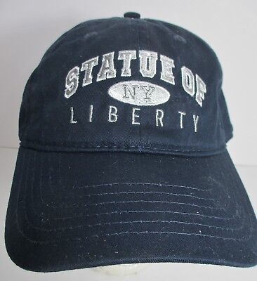Statue of Liberty Hat Cap New York USA Embroidery New - Statue Of Liberty Hats