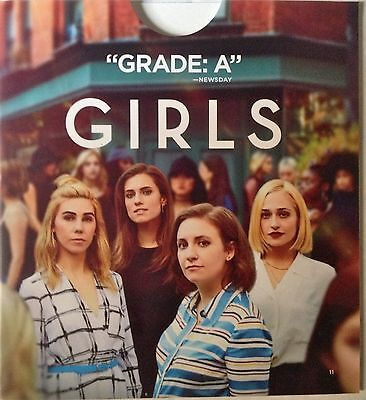 Girls   Lena Dunham  Fyc Hbo Emmy Award Viewer Dvd 3 Episodes 2017