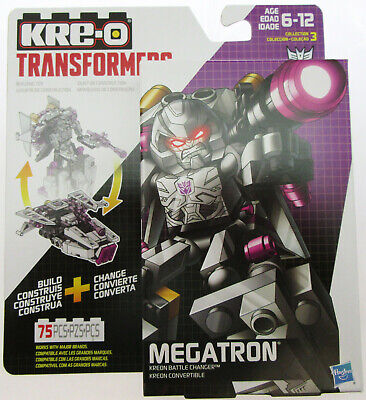 TRANSFORMERS ~ Megatron ~ KRE-O ~ Kreon Battle Changers ~ Hasbro