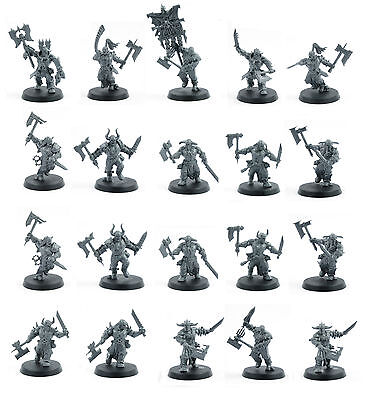 20x Bloodreavers   Blades of Khorne   Chaos   Warhammer Age of Sigmar