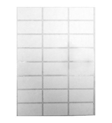 1008 All Purpose Self Adhesive Self Stick 1 X .5 White Labels