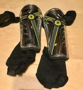 gamma rite shin pads or guards soccer