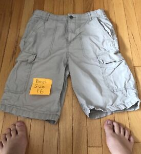 Boys Shorts Size 14 and 16