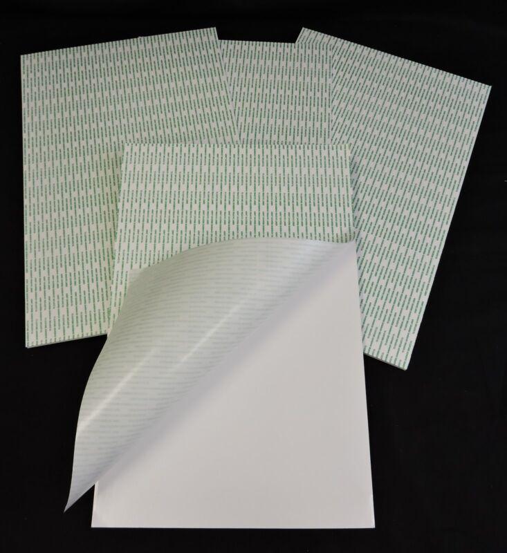 """Self-Stick Foam Board - White Repositionable 32""""x 40"""" (25)"""