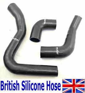 ford focus mk2 1 8 tdci c max intercooler silicone egr turbo hose kit black ebay. Black Bedroom Furniture Sets. Home Design Ideas