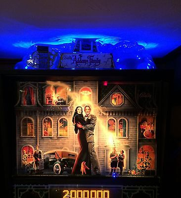DELUXE CLOUD TOPPER LIGHT for Addams Family Pinball