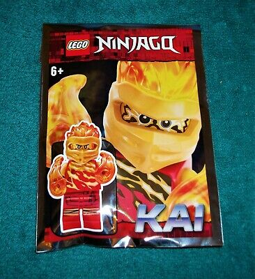 LEGO NINJAGO: Kai Polybag Set 892059 BNSIP