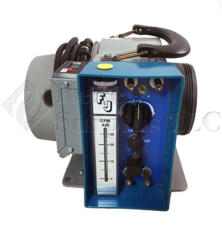 F&J Specialty Products High Volume Air Sampler Sampling Pump HV-1SH