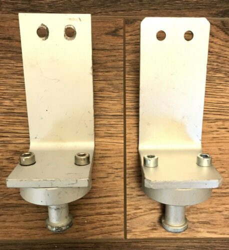 Manfrotto Lot of 2 L Shape brackets for 035 Clamps Lighting Equip GET 2 Per Buy