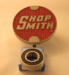 Shopsmith Mark V Quill Single Bearing Replacement