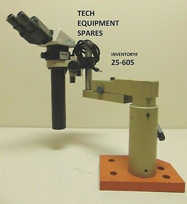 Optem Hf-165 Microscope Used Working 90 Day Warranty