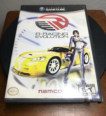 Nintendo GameCube - R: Racing Evolution with Pac-Man Vs
