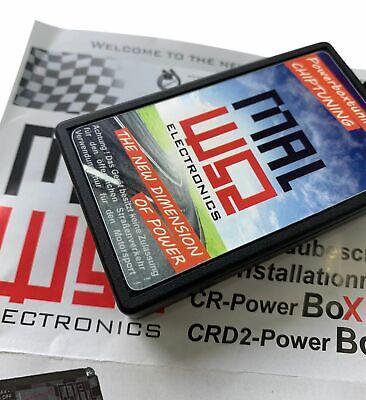 Für Mercedes CLK C208 C209 A208 A209 Diesel CDI Rail Power Box Chip Tuning pass.