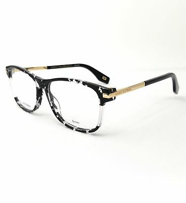MARC JACOBS Eyeglasses MARC 298 9WZ Black Crystal Women (Marc Jacobs Womens Glasses)