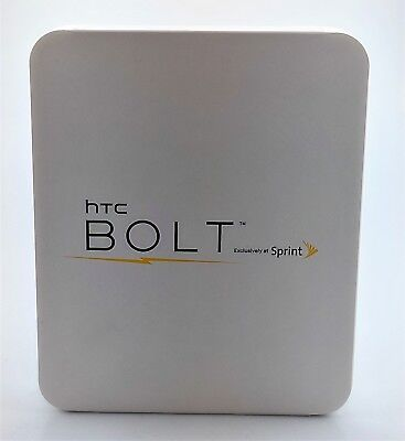 Htc Bolt 2Pyb200 Gunmetal Gray Sprint Android Smartphone New Factory Sealed