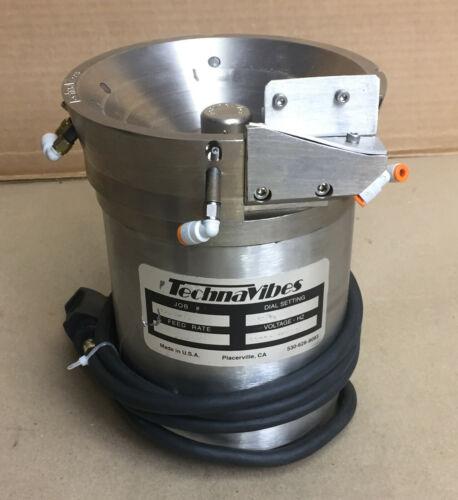 Vibratory Feeder Technavibes Small Parts Vibrator/feeder