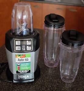 Nutri ninja blender with AutoIQ Baldivis Rockingham Area Preview