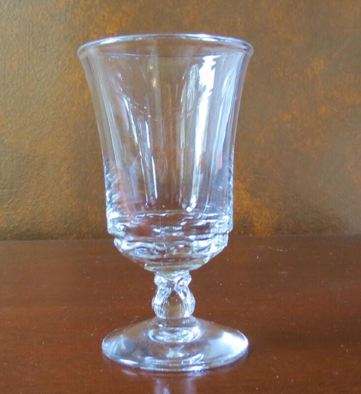 Fostoria Century Juice Glass/Goblet(s)