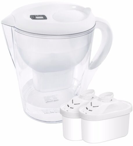 Vigorous Water Alkaline Pitcher W/ 2 FREE Filters- 7 Stage I