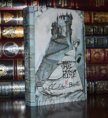 Jane Eyre by Charlotte Bronte Unabridged New Deluxe Classic Edition