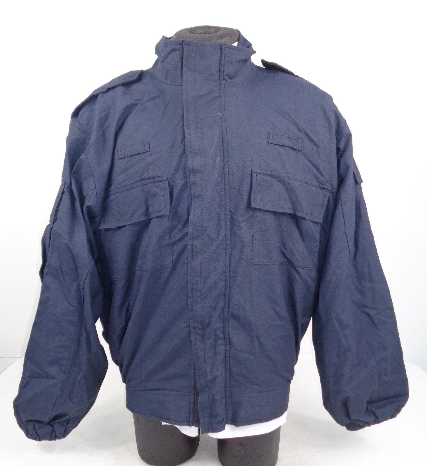X British Police Windproof GoreTex Lightweight Security Uniform Patrol Fleece G1