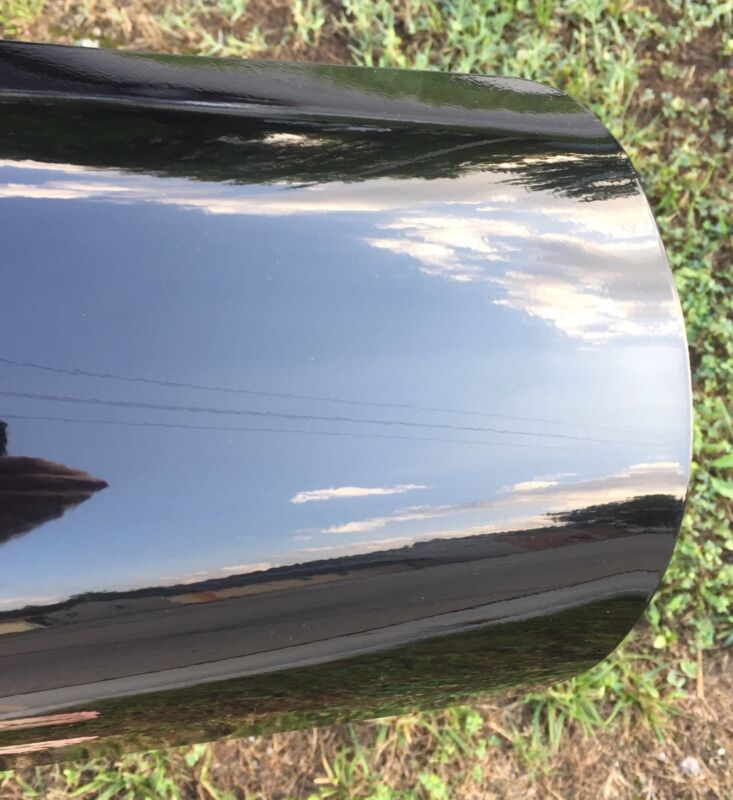 Sherwin Williams Mirror Gloss Black Powder Coat Paint - New (5 LBS)