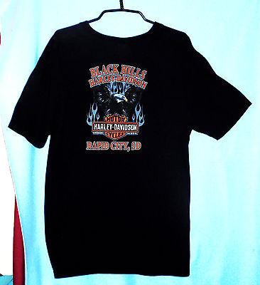 HARLEY-DAVIDSON XL BLACK HILLS H-D