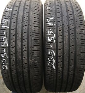 225-55-19 Kumho Solus KH16  Bonne condition