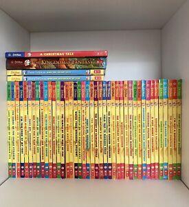 Geronimo Stilton Book Collection