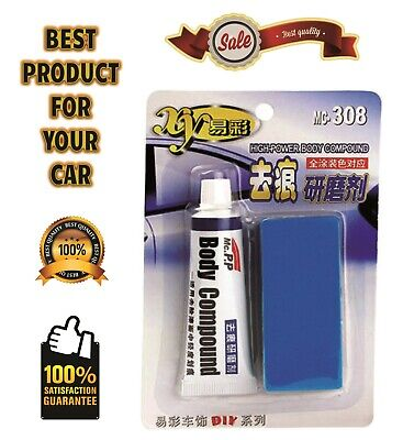 BEST Product FOR Your Car Body Compound 1pc High-Power Car Scratch Remover (Best Car Scratch Remover Compound)