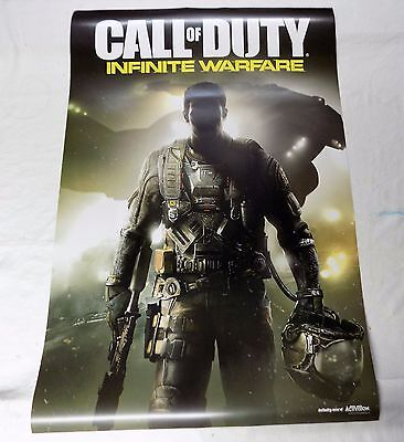 Call Of Duty Modern Warfare   Infinite Two Sided Poster New Activision Ps4 Xbox