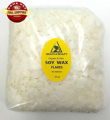SOY AKOSOY WAX FLAKES ORGANIC VEGAN PASTILLES FOR CANDLE MAKING 100/% PURE 10 LB