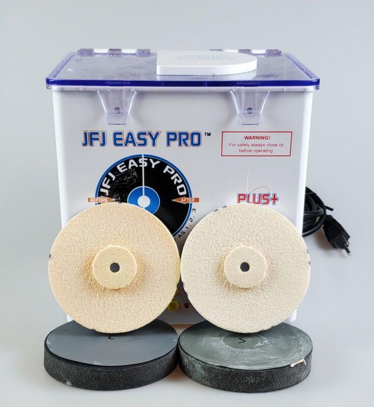 JFJ Easy Pro Machine For Parts Not Working! READ DESCRIPTION - WORKS SEMI
