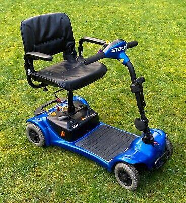 Sterling Little Gem 4 Wheel Mobility Scooter