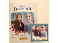 Disney's Frozen Always and Forever Stickers 50 Sealed Packets