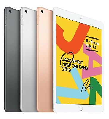 "Apple 10.2"" iPad 7th Generation Wi-Fi - Late 2019 Model"