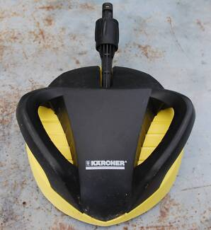 Karcher t 250 racer patio cleaner for pressure washer good used