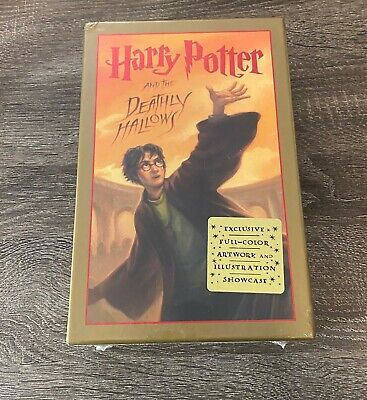 Harry Potter and the Deathly Hallows Collectors Edition Book in Slipcase- New