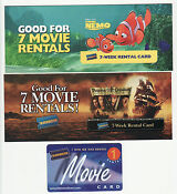 Gift Card Lot No Value