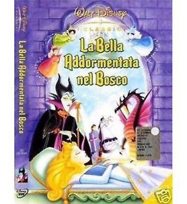 Disney Bella (DISNEY DVD La bella addormentata - 1° BV con olo tondo)