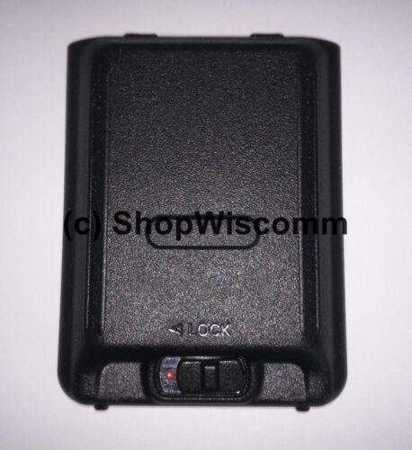 Motorola Solutions EVX-S24 Replacement Black Battery Door CB7190000