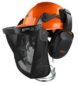Genuine STIHL Function Chainsaw Safety Helmet 0000 884 0141