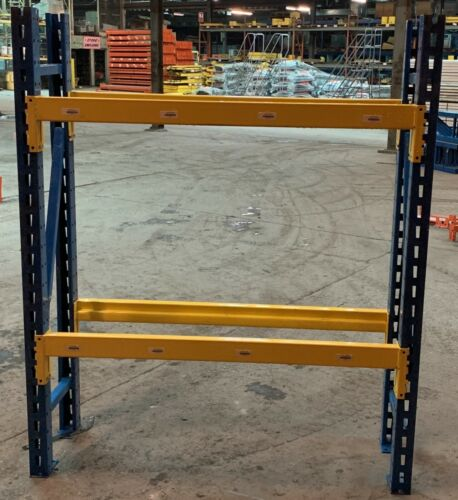 Narrow High Capacity Storage Rack