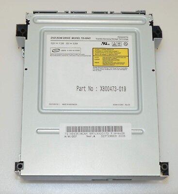 TOSHIBA/SAMSUNG XBOX 360 REPLACEMENT DVD DRIVE GENUINE OEM MICROSOFT TS-H943