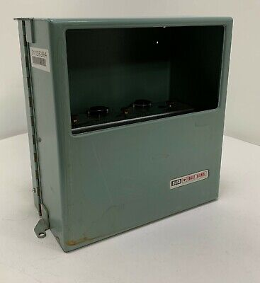 Bliss Eagle Signal Traffic Signal Light Controller Box Cabinet Enclosure 2