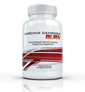 garcinia burn tablets