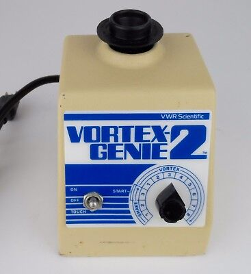 Vwr Scientific Vortex Genie2 Model G-560
