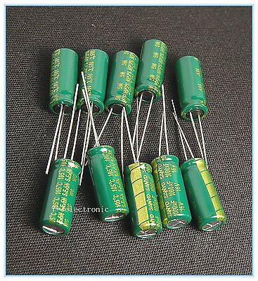 10pcs 1000uf 16v Sanyo Electrolytic Capacitor 16v1000uf Wg Low Esr