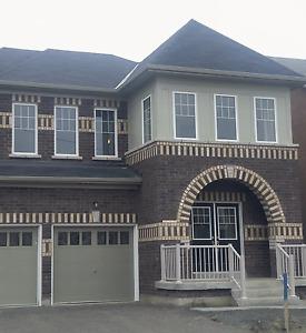 4 Bedroom House, finish basement (3/4 portion) in Stouffville